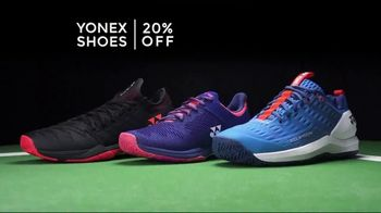 Tennis Warehouse TV Spot, 'YONEX Brandography Deals'