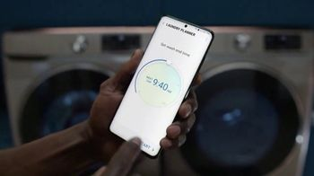 Samsung Smart Laundry TV Spot, 'Connected Appliances: Laundry' Song by Beginners & Freedo - Thumbnail 6