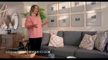 Rooms to Go TV Spot, 'Make the Most of Every Space' Featuring Julianne Hough - Thumbnail 2