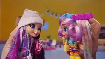 Hairdorables Hair Art Series TV Spot, 'Dance at the Masquerade' - Thumbnail 4