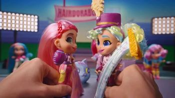 Hairdorables Hair Art Series TV Spot, 'Dance at the Masquerade' - Thumbnail 5