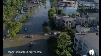 Team Rubicon TV Spot, 'Destructive Force of a Flood' - Thumbnail 2