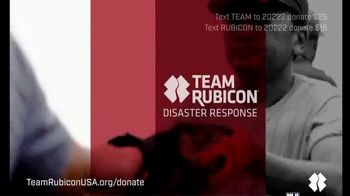 Team Rubicon TV Spot, 'Destructive Force of a Flood' - Thumbnail 4