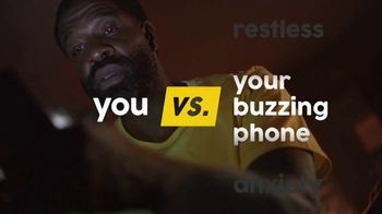 Nature Made Extended Release Melatonin TV Spot, 'You vs. Your Buzzing Phone'