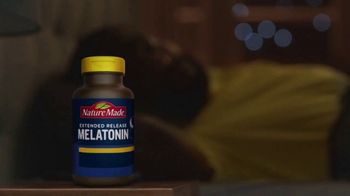 Nature Made Extended Release Melatonin TV Spot, 'You vs. Your Buzzing Phone' - Thumbnail 4