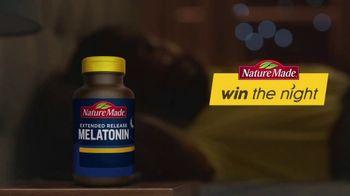 Nature Made Extended Release Melatonin TV Spot, 'You vs. Your Buzzing Phone' - Thumbnail 5
