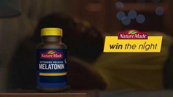 Nature Made Extended Release Melatonin TV Spot, 'You vs. Your Buzzing Phone' - Thumbnail 6