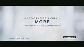 Morgan & Morgan Law Firm TV Spot, 'Trucking Accident: More' - Thumbnail 3