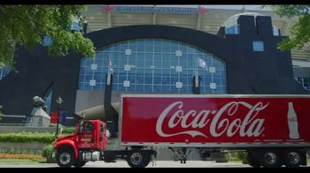 Coca-Cola Consolidated TV Spot, 'Cheers Panthers Fans'