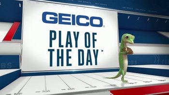 GEICO TV Spot, 'Play of the Day: Viva Las Vegas' - Thumbnail 1