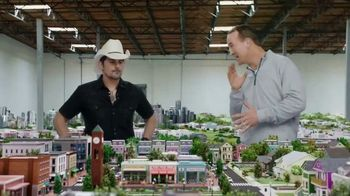 Nationwide Insurance TV Spot, 'Welcome to Peytonville: Financial Futures' Featuring Peyton Manning, Brad Paisley - Thumbnail 7