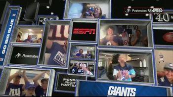 Postmates TV Spot, 'MNF: Fan Feeds' [Spanish] - Thumbnail 10