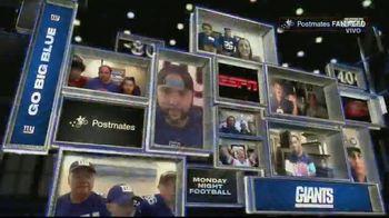 Postmates TV Spot, 'MNF: Fan Feeds' [Spanish] - Thumbnail 2
