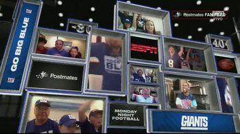 Postmates TV Spot, 'MNF: Fan Feeds' [Spanish] - Thumbnail 4