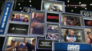 Postmates TV Spot, 'MNF: Fan Feeds' [Spanish] - Thumbnail 6