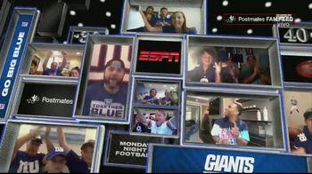 Postmates TV Spot, 'MNF: Fan Feeds' [Spanish] - Thumbnail 9