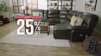 Ashley HomeStore Semi-Annual Sale TV Spot, '25% Off'