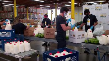 LifeMinute TV TV Spot, 'Food for Thought Initiative' Featuring Matt Bomer, Jaime Camil