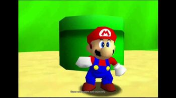 Super Mario 3D All-Stars TV Spot, 'Featuring Super Mario 64'