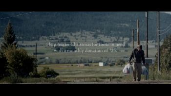 The Salvation Army TV Spot, 'Help Rescue Christmas' Song by Lauren Daigle - Thumbnail 7