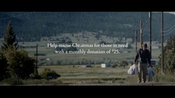 The Salvation Army TV Spot, 'Help Rescue Christmas' Song by Lauren Daigle - Thumbnail 8