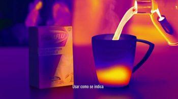 Theraflu Multi-Symptom Severe Cold TV Spot, 'El calor le gana al resfriado' [Spanish] - Thumbnail 3