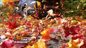 Tire Kingdom Fall Savings TV Spot, 'Buy Three, Get One Free'