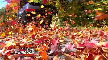 Tire Kingdom Fall Savings TV Spot, 'Buy Three, Get One Free' - Thumbnail 2