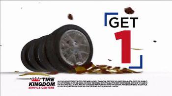 Tire Kingdom Fall Savings TV Spot, 'Buy Three, Get One Free' - Thumbnail 4