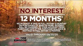 Tire Kingdom Fall Savings TV Spot, 'Buy Three, Get One Free' - Thumbnail 6