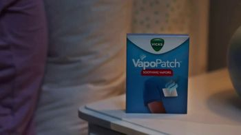 Vicks VapoPatch TV Spot, 'Bedtime: Trusted Soothing'