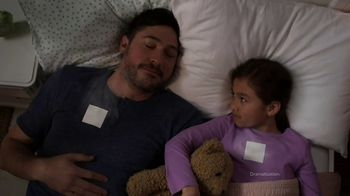 Vicks VapoPatch TV Spot, 'Bedtime: Trusted Soothing' - Thumbnail 7