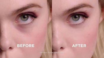 L'Oreal Paris True Match Eye Cream in a Concealer TV Spot, 'Hydration' Ft. Elle Fanning, Aja Naomi King - Thumbnail 6