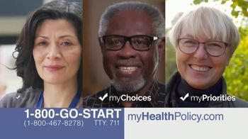 My Health Policy TV Spot, \'All About Me\'