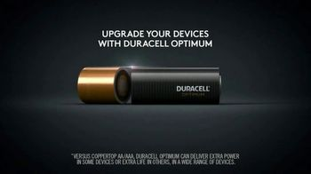 DURACELL Optimum TV Spot, 'Better'