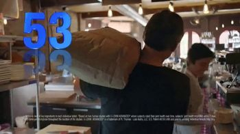 Osteo Bi-Flex Triple Strength Plus Magnesium TV Spot, 'Made to Move: Pizza' - 3370 commercial airings