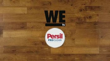 Persil ProClean OXI Power TV Spot, 'WE tv: On the Job' - Thumbnail 1