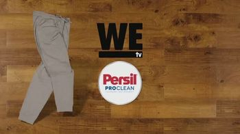 Persil ProClean OXI Power TV Spot, 'WE tv: On the Job'