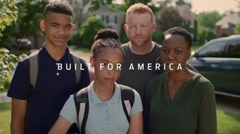 Ford TV Spot, 'Built for America: Made With Strength' [T1]