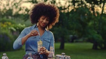 Absolut TV Spot, 'Backyard Drinks'