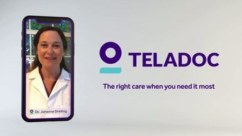 Teladoc TV Spot, 'Welcome: Like Family'