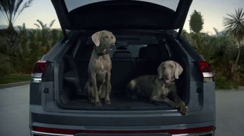 2020 Volkswagen Atlas Cross Sport TV Spot, 'Where to Go Today' Song by Huckvale [T2]