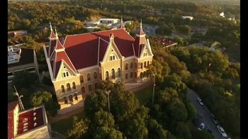 Texas State University TV Spot, 'The Eternal Commitment' - Thumbnail 1
