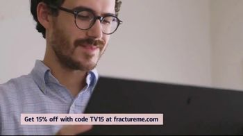 Fracture TV Spot, 'This Picture Is a Memory' - Thumbnail 5