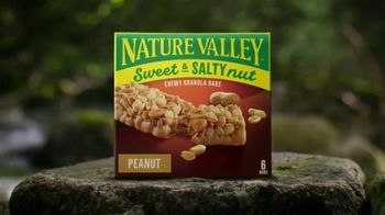 Nature Valley Sweet & Salty Nut Bars TV Spot, 'Sunny & Stormy'