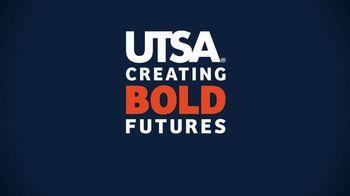University of Texas at San Antonio TV Spot, 'Circumstances Have Changed' - Thumbnail 10