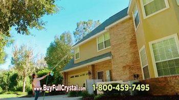 Full Crystal TV Spot, 'Up to 27 Feet High' - Thumbnail 1