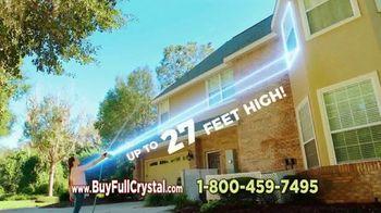 Full Crystal TV Spot, 'Up to 27 Feet High' - Thumbnail 2