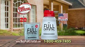 Full Crystal TV Spot, 'Up to 27 Feet High' - Thumbnail 3