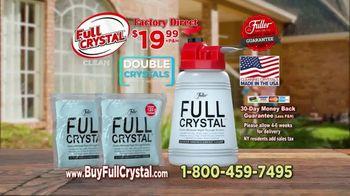 Full Crystal TV Spot, 'Up to 27 Feet High' - Thumbnail 4